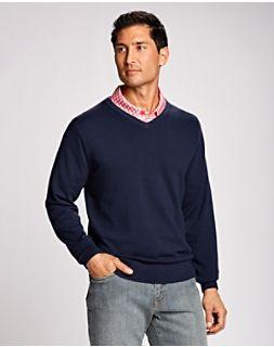 Lakemont V-Neck Sweater
