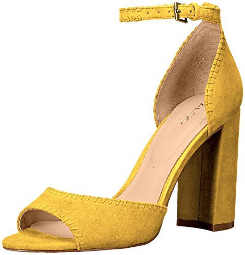 Aldo Women's Elvyne Dress Sandal, Mustard, 10 B US Aldo https://www.amazon.com/dp/B01N5H8IN6/ref=cm_sw_r_pi_dp_x_KT59yb5PGN3SA