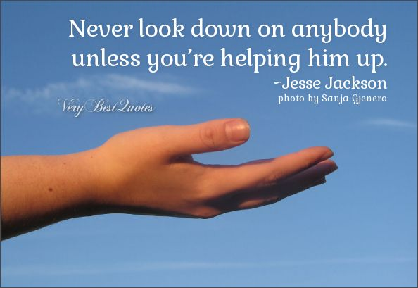 25+ best Helping Hands Quotes on Pinterest | Helping ...