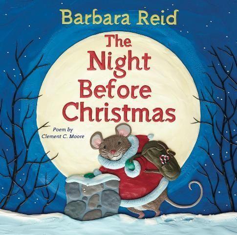 We love all Barbara Reid's books!