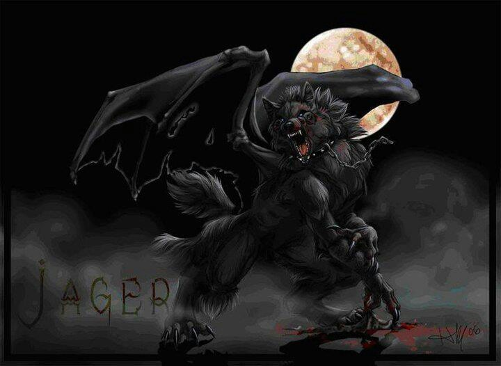 demon wolf all hallows eve and werewolves in 2019