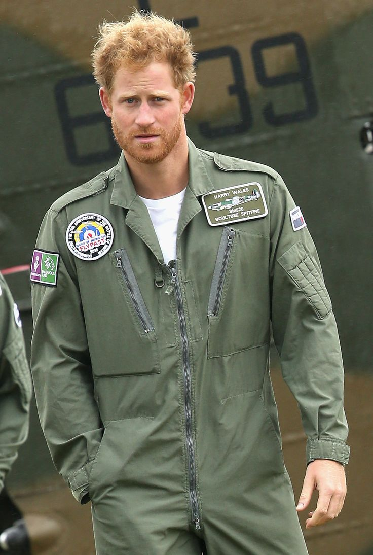 Just When You Thought Prince Harry Couldn't Get Any Hotter, He Goes and Gets All Rugged