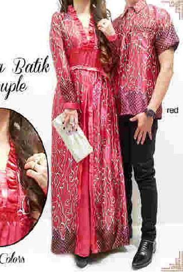 Trinita Batik Couple Bahan Satin Silky     Fit L     Harga : Rp. 189.000,-/pasang     Kode Produk / Product Code : CL2313