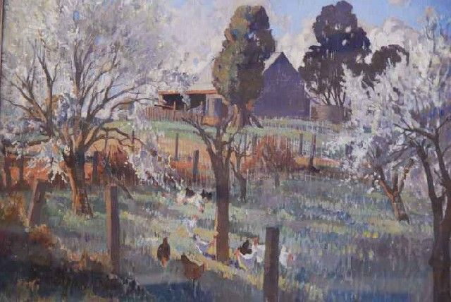 horace trenerry paintings | Paintings - Horace Hurtle Trenerry - Australian Art Auction Records