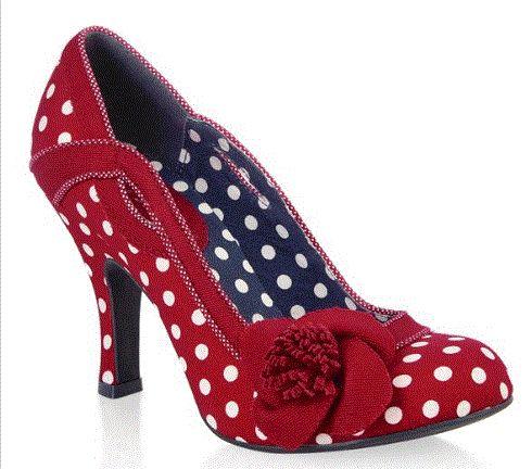 Ruby Shoo shoes
