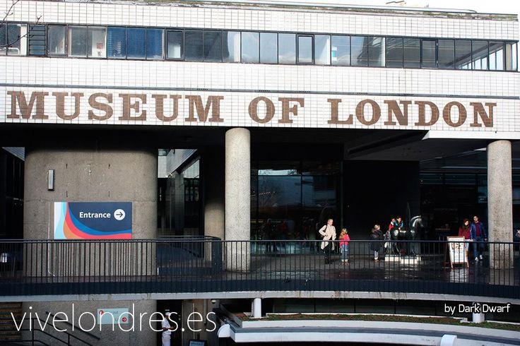 Museo de Londres   información, horarios y precios del museo   Londres #london #travel #viajar #turismo #sights www.vivelondres.es