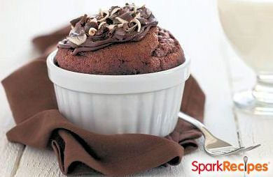 Five Minute Chocolate Mug Cake Recipe by SPITFIRE12 Use a G.F flour / Dairy Free (use almond milk) / Low in fat / Low in sugar