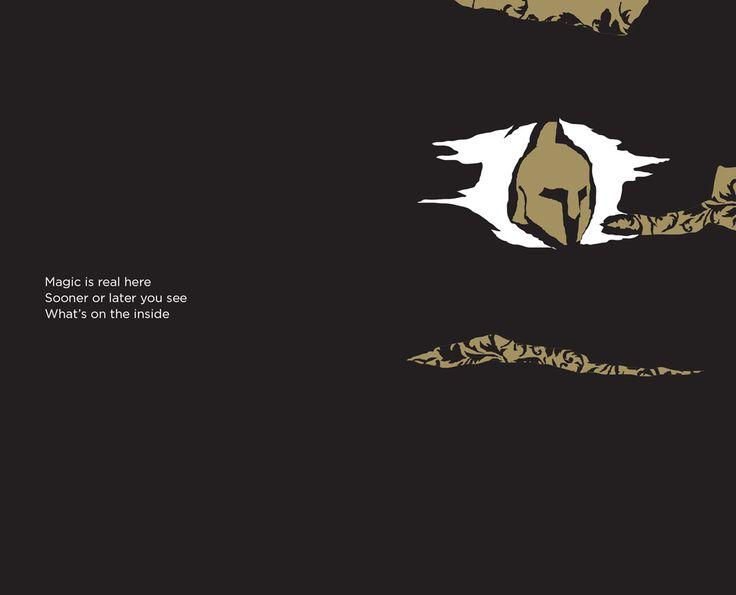 'Fylgrade' illustration and haiku. Visual interpretation by Susami. Poetry by Alistair Gentry. #graphic #visual #design