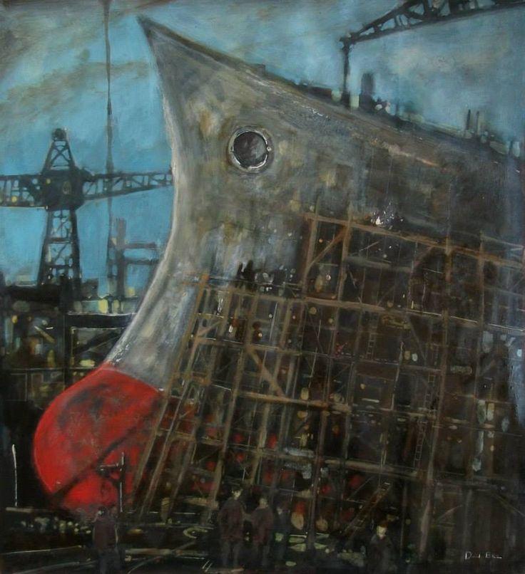 David Bez - Shipbuilding