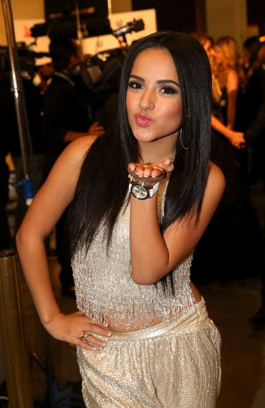 becky g latin grammys | the latin grammy awards in this photo becky g recording artist becky g ...