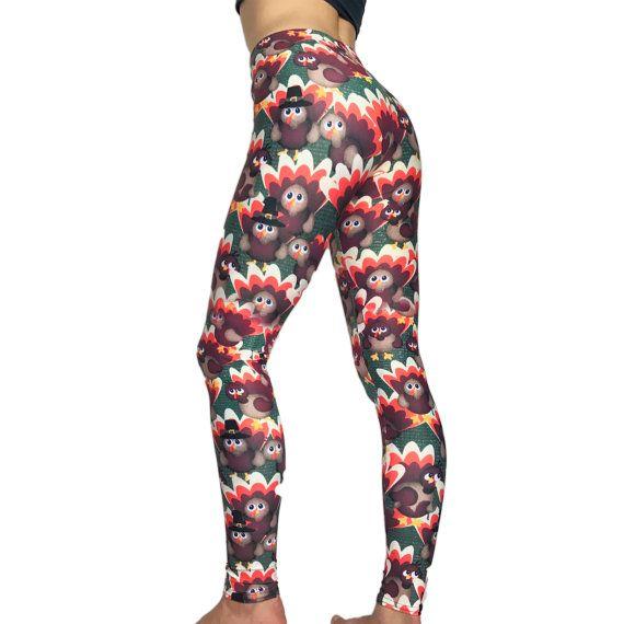 Hey, I found this really awesome Etsy listing at https://www.etsy.com/listing/472650030/turkey-leggings-turkey-costume