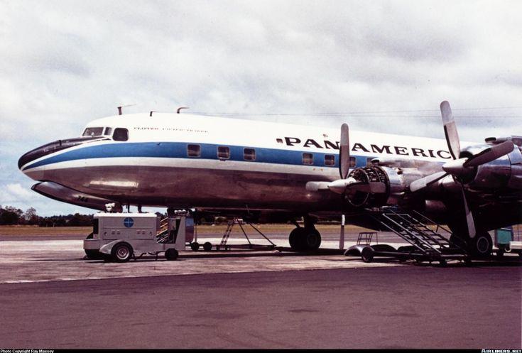 Douglas DC-7C Seven Seas aircraft picture
