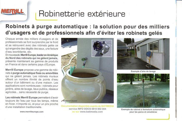 Installer Robinet Exterieur. Cheap Img With Installer Robinet