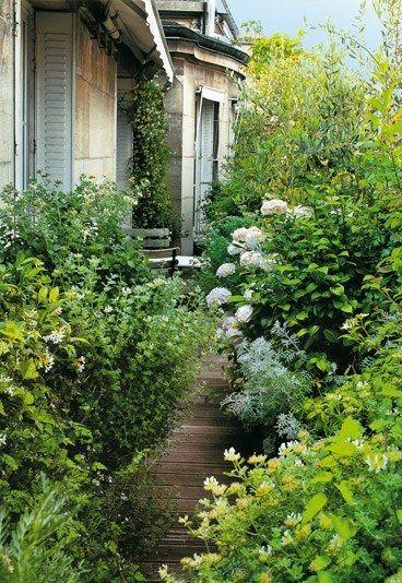 un jardin sur mon balcon : un balcon aménagé par pierre-alexandre risser - Balcon et terrasse : 10 idées d'aménagement paysager