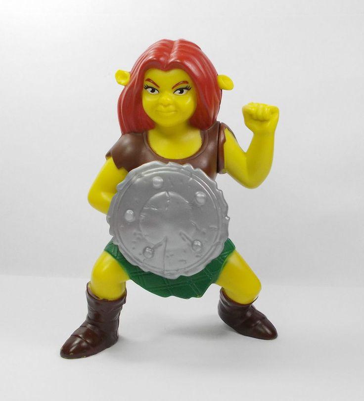 Shrek - Fiona - Toy Figure - Disney