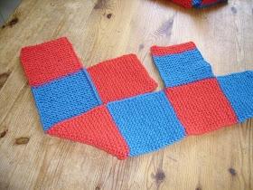 Marits hobbyblogg: Tovede tøfler / Felted slippers