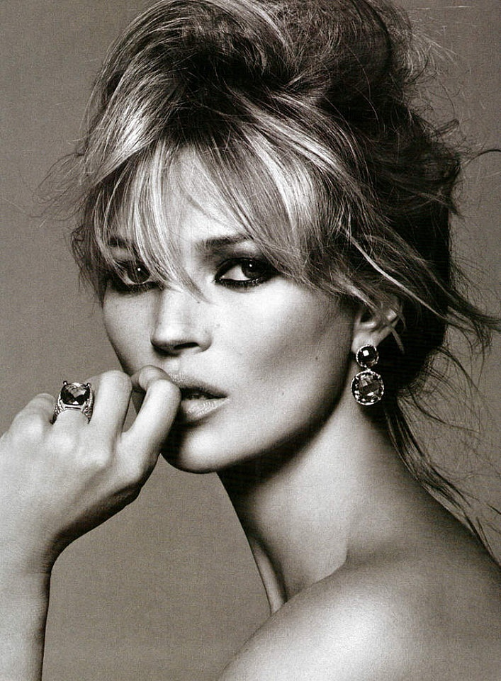 Kate Moss by Peter Lindbergh ( #photography #model #people )