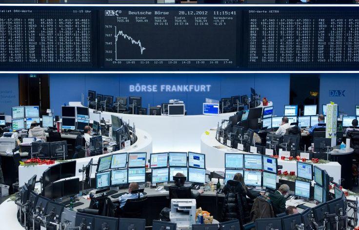 Frankfurt Stock Exchange // #bafco #bafcointeriors Visit www.bafco.com for more inspirations.