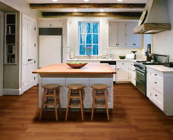Kitchen Laminate Flooring   Will Laminate Kitchen Flooring Hold Up?   Wood  Flooring World