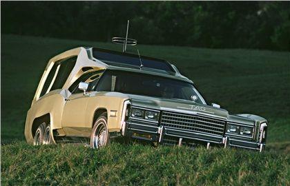 Sbarro Cadillac TAG Function Car – Hakan Bahadır