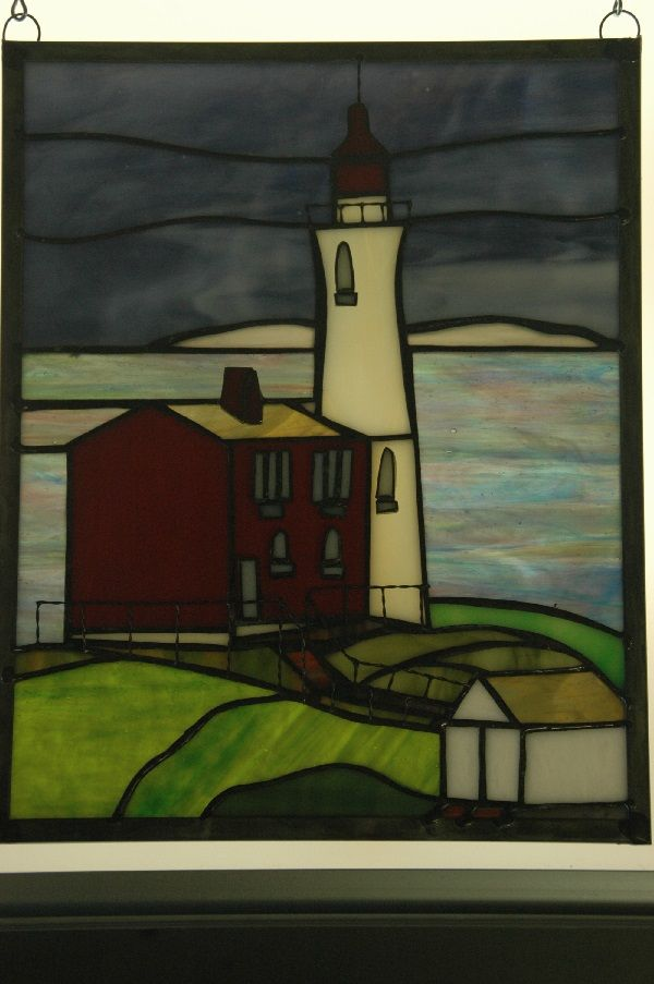 Barbara Sparks-Shivley--Leaded Glass