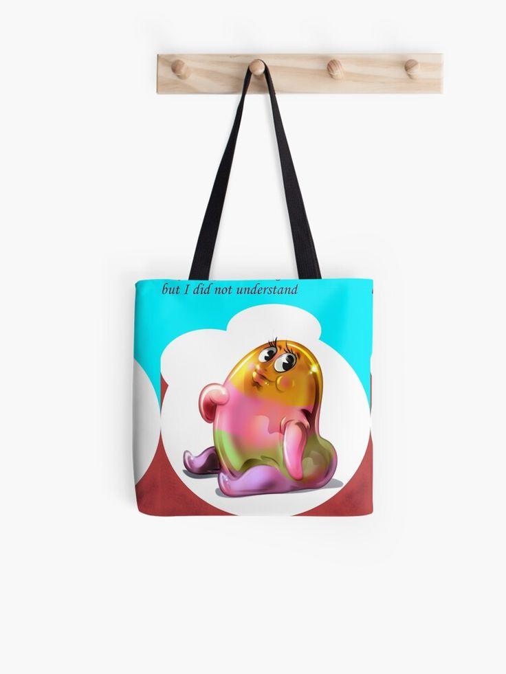 Nice object tote bag by rewan2 tote bag bags anime