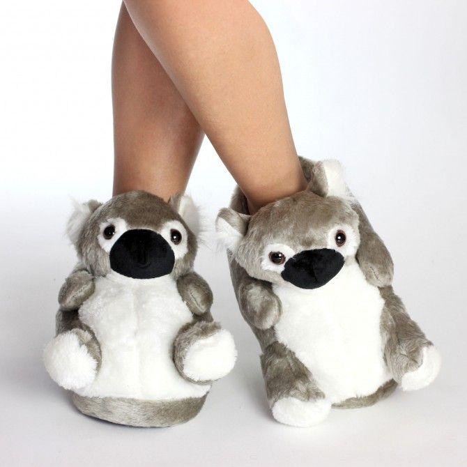 Koalas Chausson Animaux Chausson Garcon Koala