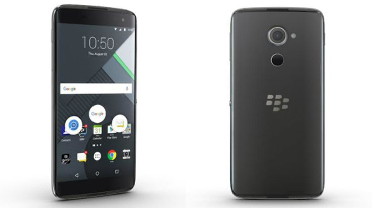 Pre-Orders For BlackBerry DTEK60 Available In Canada #android #google #smartphones