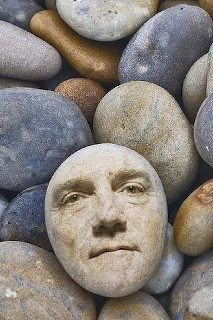 У человека камень картинки