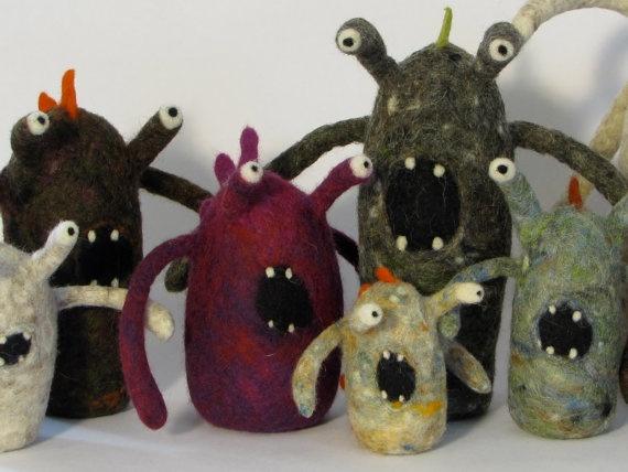 vessel monsters