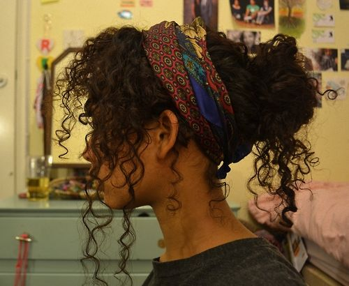 Head wrap. Hair wrap