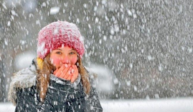 """Τι κι αν κάνει κρύο...  χαμόγελο και δύο """"ζεστά"""" λόγια αρκούν!!!"""