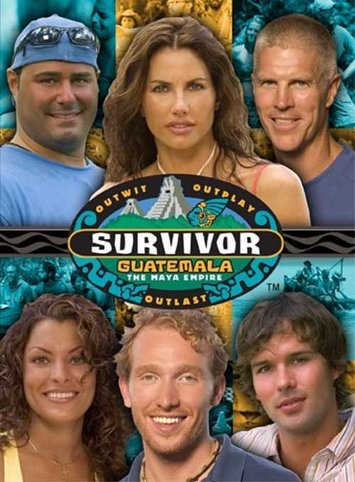 Survivor - Release Date Now for 'Season 12: Panama, Exile Island' DVDs