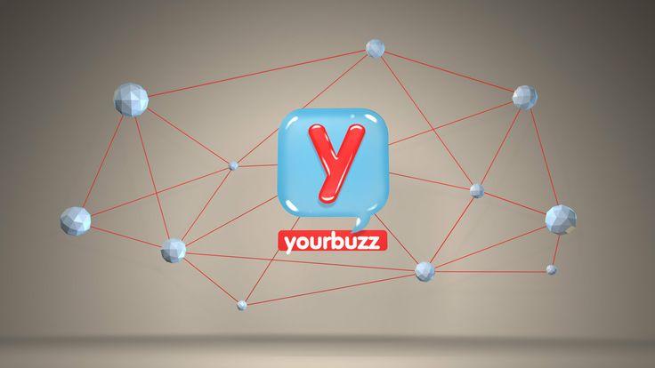 YourBuzz .eu. Direct, Motion Graphics, Concept : Elena Da Ros Character Design: Lamberto Azzariti Copy : Valentina Paggiarin Product by Elen...