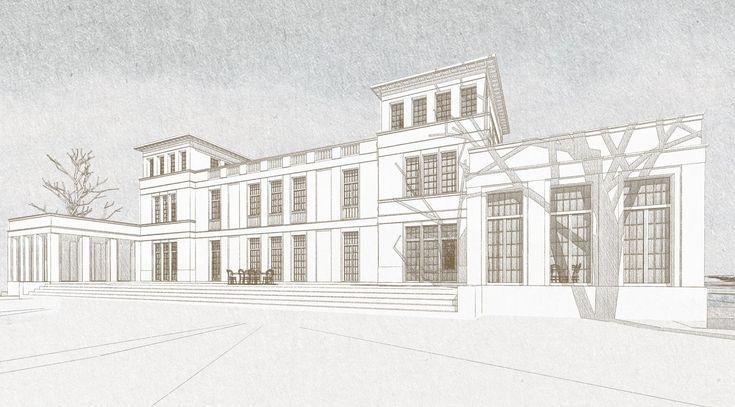 Celebrating the English Country House - Residenz am See - VOGEL CG ARCHITEKTEN BERLIN