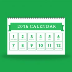 Announcing the Evernote 2016 Calendar