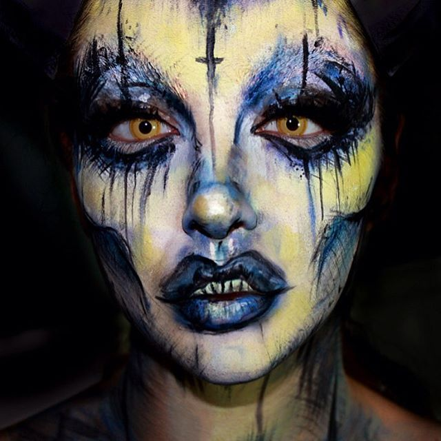 131 best face art halloweenscaryweird images on pinterest 131 best face art halloweenscaryweird images on pinterest face art makeup and halloween ccuart Images