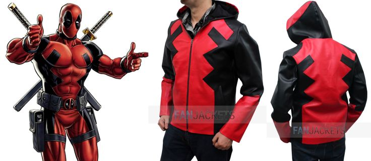 #Swag #style #outfit - New Gaming Red Black Hoodie #Deadpool #Jacket  http://www.fanjackets.com/products/Deadpool-Jacket-Gaming.html #mens #swag #sales #deals #shopping #mensfashion #clothing #cosplay #celebs #celeb #swagg #fashionstyle #menswear #men