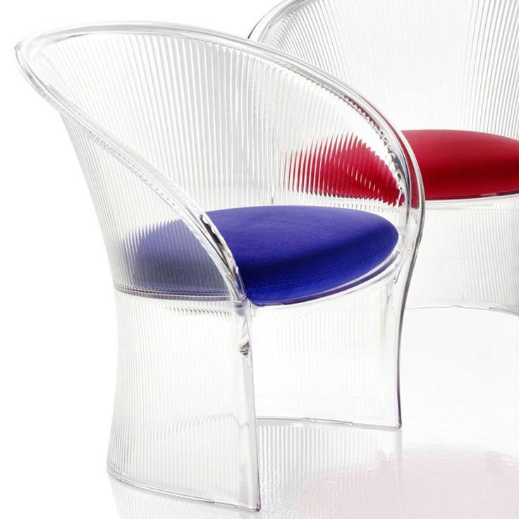 30 Esempi di Sedie Trasparenti dal Design Moderno ...