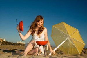 ModaeStyle: Il food da spiaggia: dolce o salato?