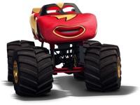 Cricchetto Monster Truck - Monster Truck Mater
