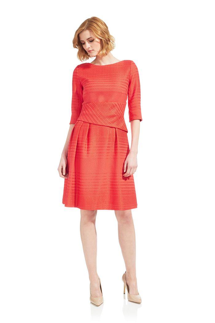 Camelot A-line dress