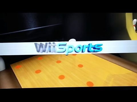 Wii Sports Bowling - (More info on: https://1-W-W.COM/Bowling/wii-sports-bowling-9/)