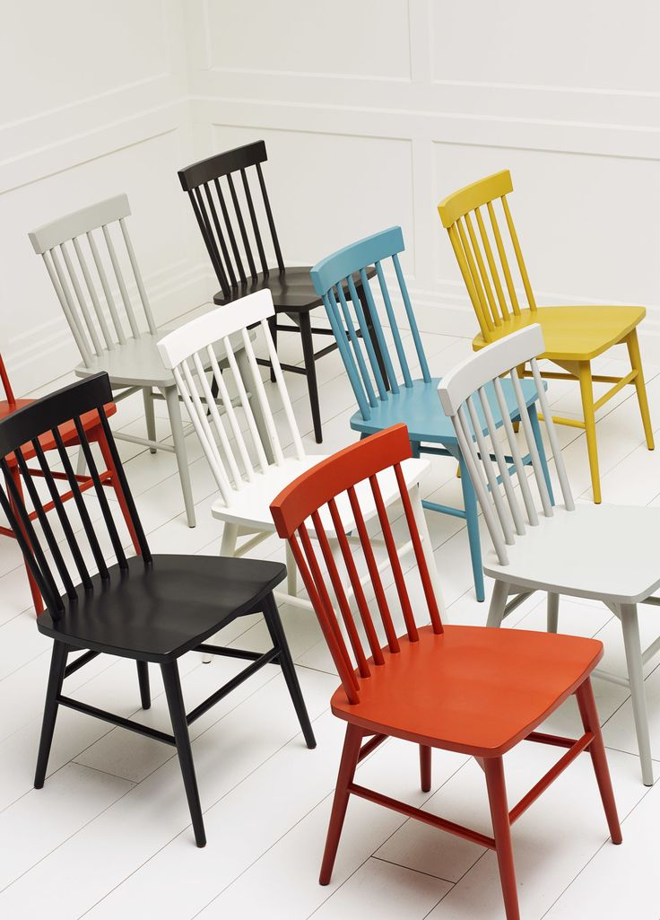 Multi Color Dining Room Chairs From Target
