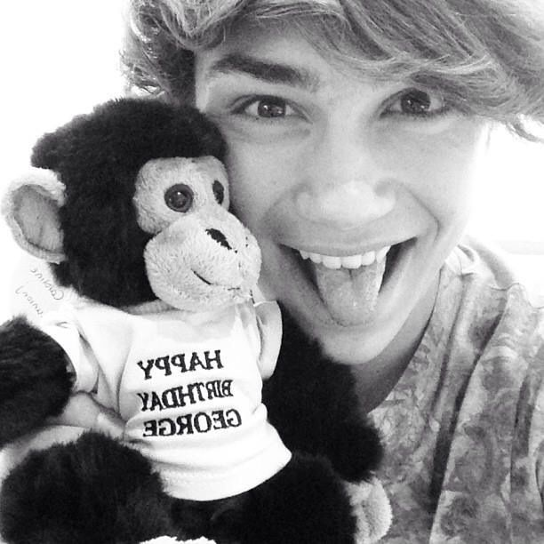 George Shelley |via fb
