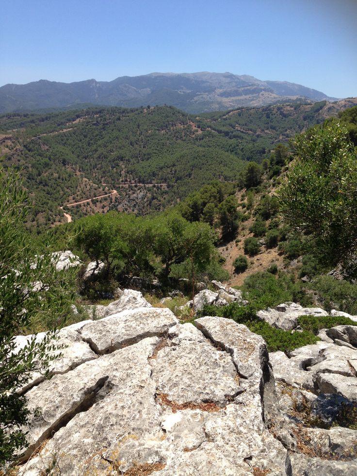Sierra Nueves, Spain