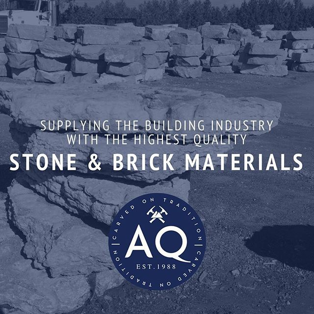 Are you a homeowner, builder, designer or architect? We want to work with you! For 30 years, we have been supplying the industry with the highest quality stone and brick materials. Contact us to learn more.⠀⠀