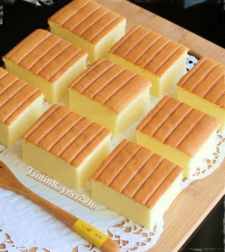 Resep Ogura Cake Cheese Cottony Cake
