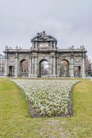 Puerta de Alcalá, ubicado en Madrid, España