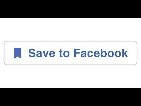 New Save To Facebook and Share To Facebook Chrome Extensions